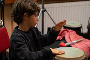 Musiktherapie - Musik, Tanz und Bewegung...