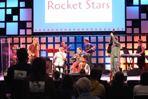 Die Musicus Band Rocket Stars - 2019