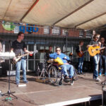 Die Musicus e.v. Band Rocket Stars begeistern das Publikum auf den Brackweder Glückstalertagen 2021